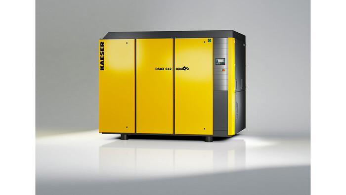 DSDX rotary screw compressor